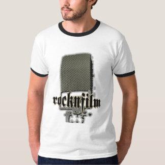 ROCKNFILM - Mic Tシャツ