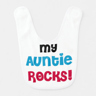 Rocks Bib私の伯母さん ベビービブ