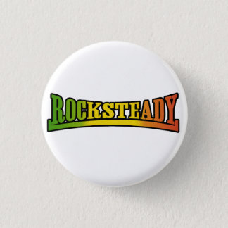 Rocksteadyレゲエボタン 缶バッジ