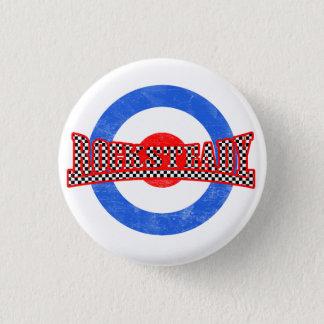 Rocksteady点検のモダンなボタン 缶バッジ