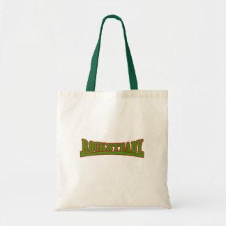 Rocksteady緑のバッグ トートバッグ