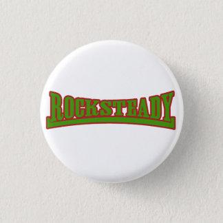 Rocksteady緑ボタン 缶バッジ