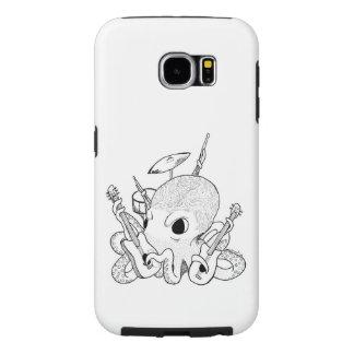 Rocktopus Samsung Galaxy S6 ケース