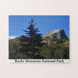 Rocky Mountain National Park Colorado Puzzle ジグソーパズル