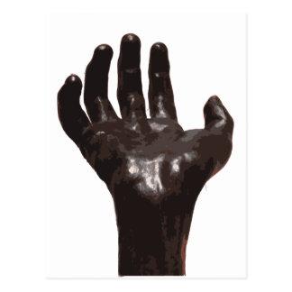 Rodinの手 ポストカード