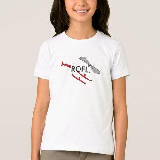 Roflのヘリコプター Tシャツ