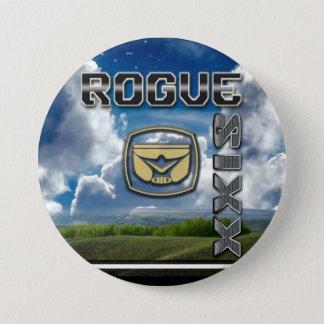 roguishボタン 缶バッジ