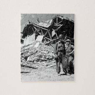 ROKの軍のpolice_Warイメージ ジグソーパズル