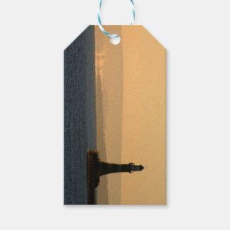 Rokerの灯台ギフトのラベル ギフトタグ
