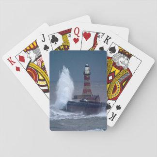 Rokerの灯台トランプ トランプ