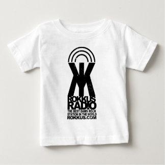 Rokkusのラジオの物 ベビーTシャツ
