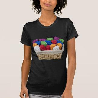 RolledTowelsBasket Tシャツ