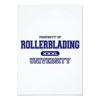 Rollerblading大学 カード