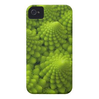 Romanescoのブロッコリーのフラクタルの野菜 Case-Mate iPhone 4 ケース