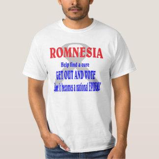 Romnesia Tシャツ