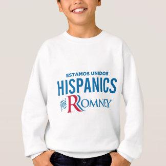 Romneyのためのヒスパニック スウェットシャツ