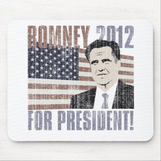 Romneyの大統領2012年 マウスパッド
