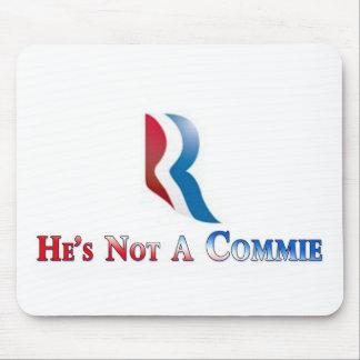 RomneyはCommieではないです マウスパッド