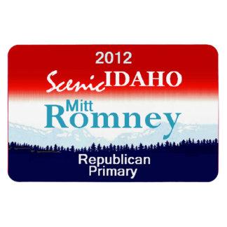 Romneyアイダホ マグネット