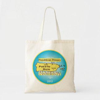 Romneyプエルトリコのバッグ トートバッグ