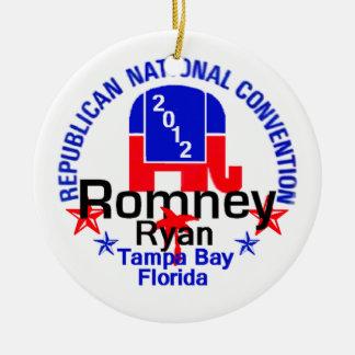 Romneyライアンのオーナメント セラミックオーナメント