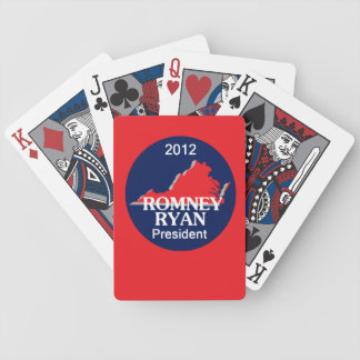 Romneyライアンヴァージニア バイスクルトランプ