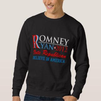 Romneyライアン2012のキャンペーンスエットシャツ スウェットシャツ