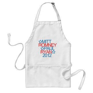 Romneyライアン2012年 スタンダードエプロン