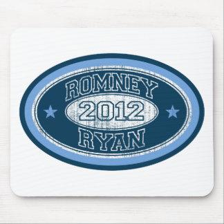 Romneyライアン2012年 マウスパッド