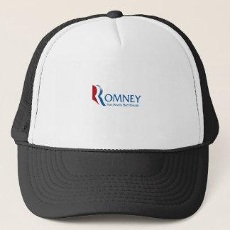 Romney -実際に口臭を持っています キャップ