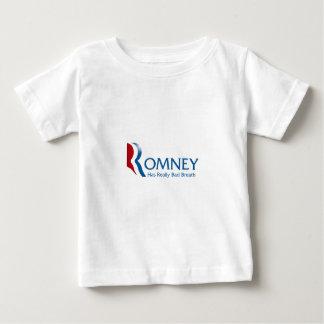 Romney -実際に口臭を持っています ベビーTシャツ