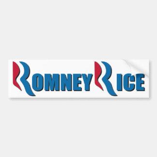 Romney -米- 2012年 バンパーステッカー
