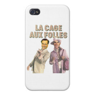 Romney Santorum iPhone 4/4S ケース