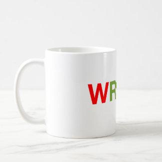 Ronジョンソンは間違っています コーヒーマグカップ