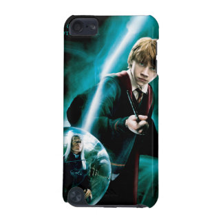 Ron WeasleyおよびLucius Malfoy iPod Touch 5G ケース