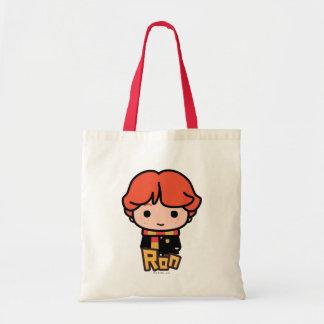 Ron Weasleyのマンガのキャラクタの芸術 トートバッグ