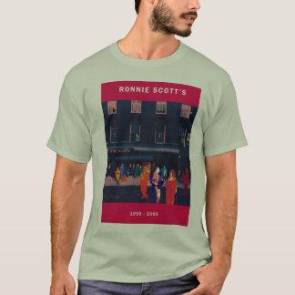 RONNIEスコット第50記念日の人のTシャツ Tシャツ