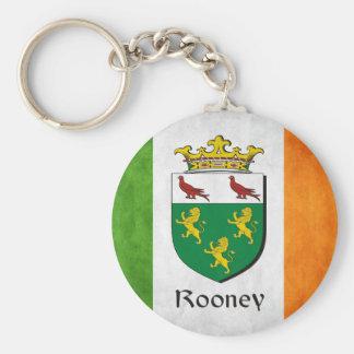 Rooneyのアイルランド人の旗 キーホルダー