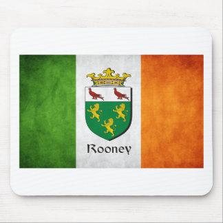 Rooneyのアイルランド人の旗 マウスパッド