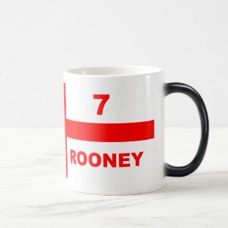 ROONEYのマグ モーフィングマグカップ