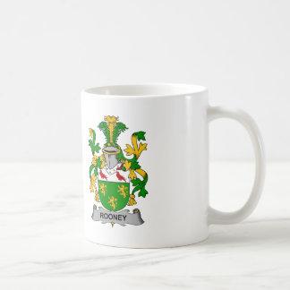 Rooneyの家紋 コーヒーマグカップ