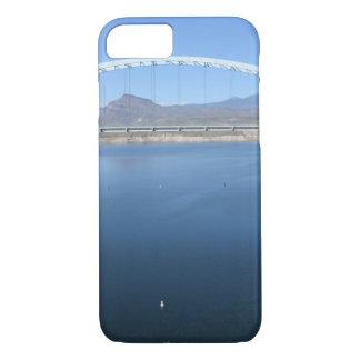 roosevelt湖のアーチ橋 iPhone 8/7ケース