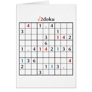 root2doku カード