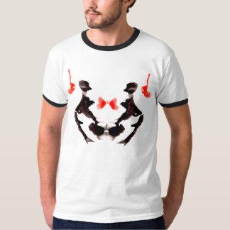 RorschachのInkblotテスト第3 Tシャツ