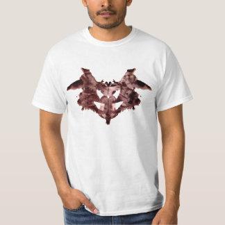 RorschachのInkblotテスト1 Tシャツ