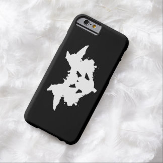RorschachのInkblot Barely There iPhone 6 ケース
