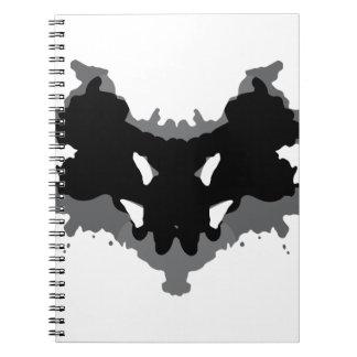 Rorschachテスト ノートブック