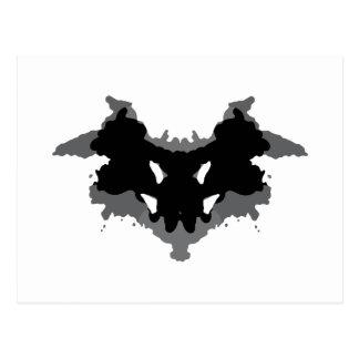 Rorschachテスト ポストカード