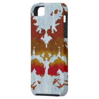 Rorschach テスト アートワーク - iPhone 5 場合 Case-Mate iPhone 5 ケース