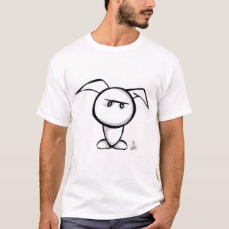 Rorschach -体のチョップ tシャツ